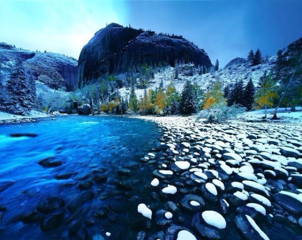 Altay in major push to boost winter tourism