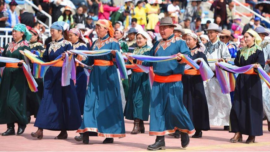 Inner Mongolia rushing to preserve ancient texts of minorities