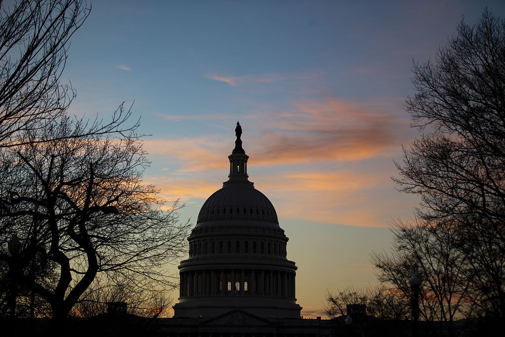 Senate poised to vote to keep government running into 2019