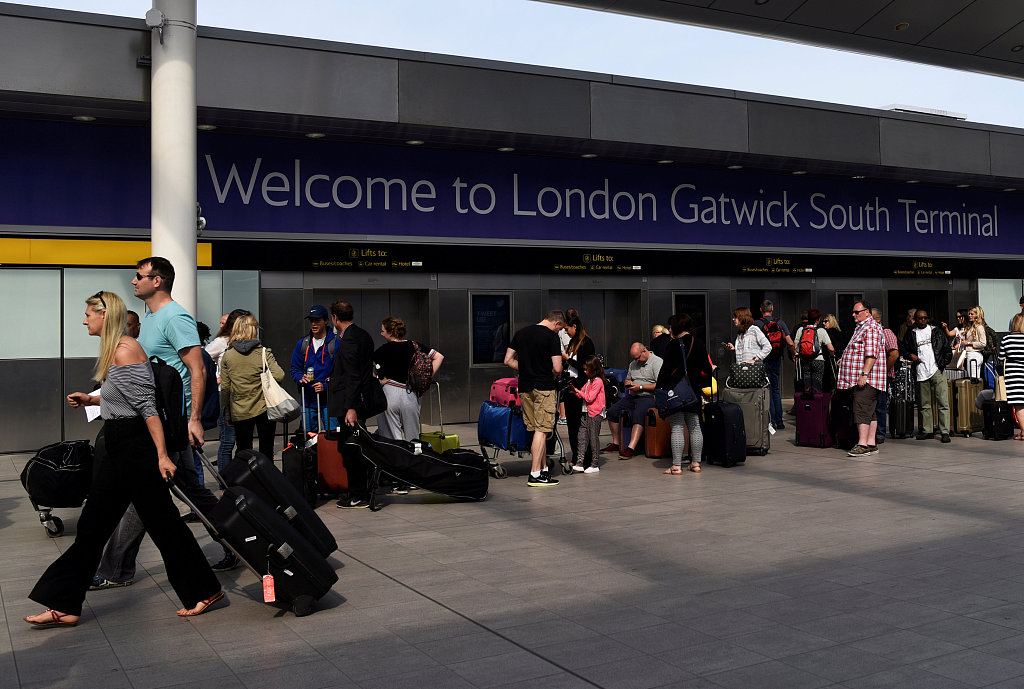 London's Gatwick Airport completely shut after drones seen