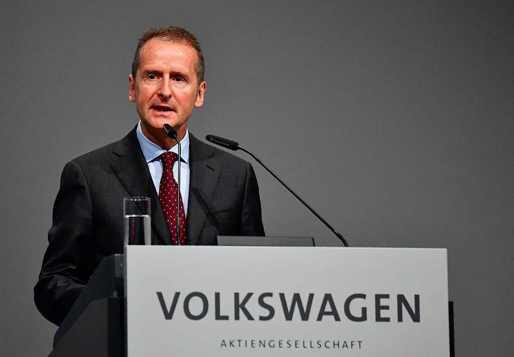 VW chairman warns of job losses due to new European CO2 limits
