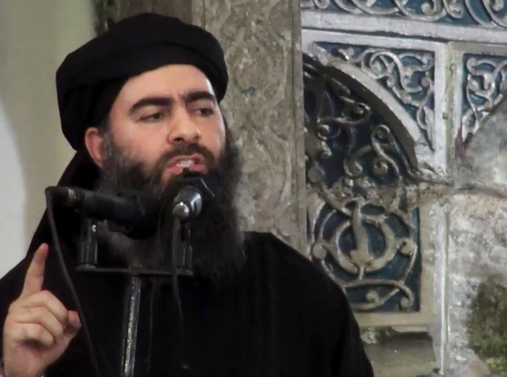 Trump prematurely declares victory over IS