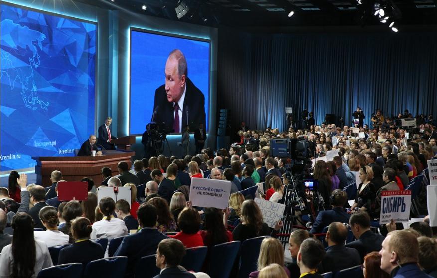 Putin calls US military presence in Syria 'illegitimate'