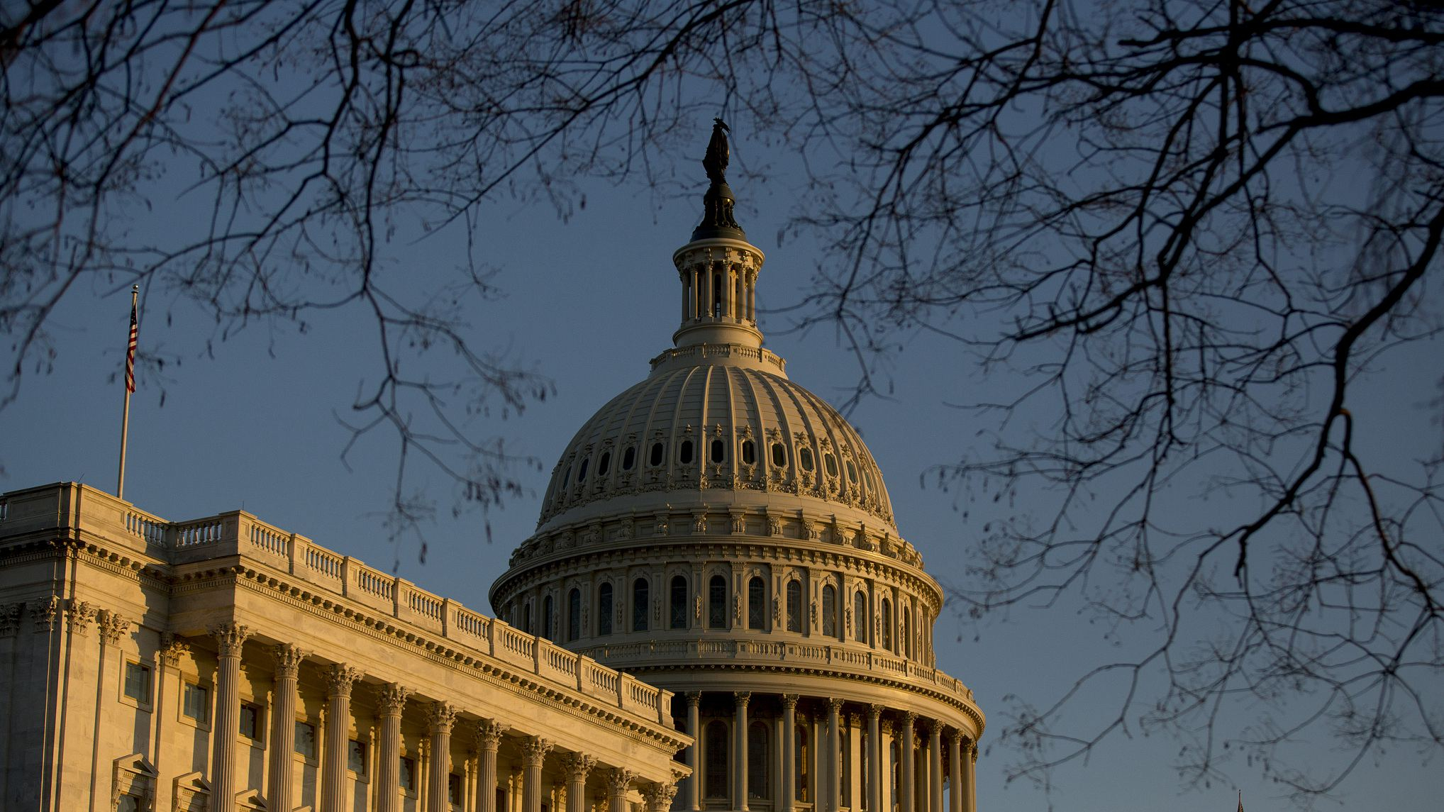 US Senate passes bill to avert government shutdown