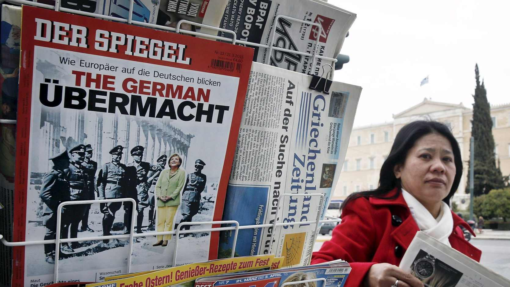 Germany's Spiegel says reporter faked stories for years