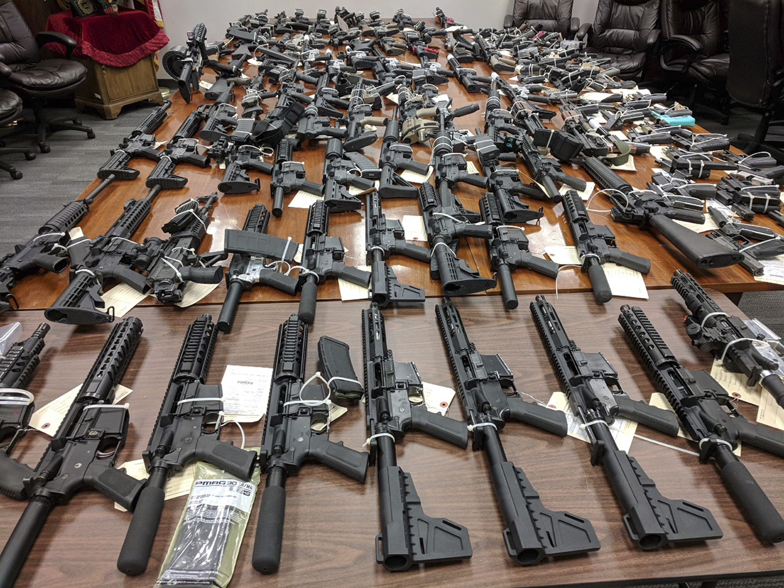 Firearms No. 2 cause for death of children, teens in US