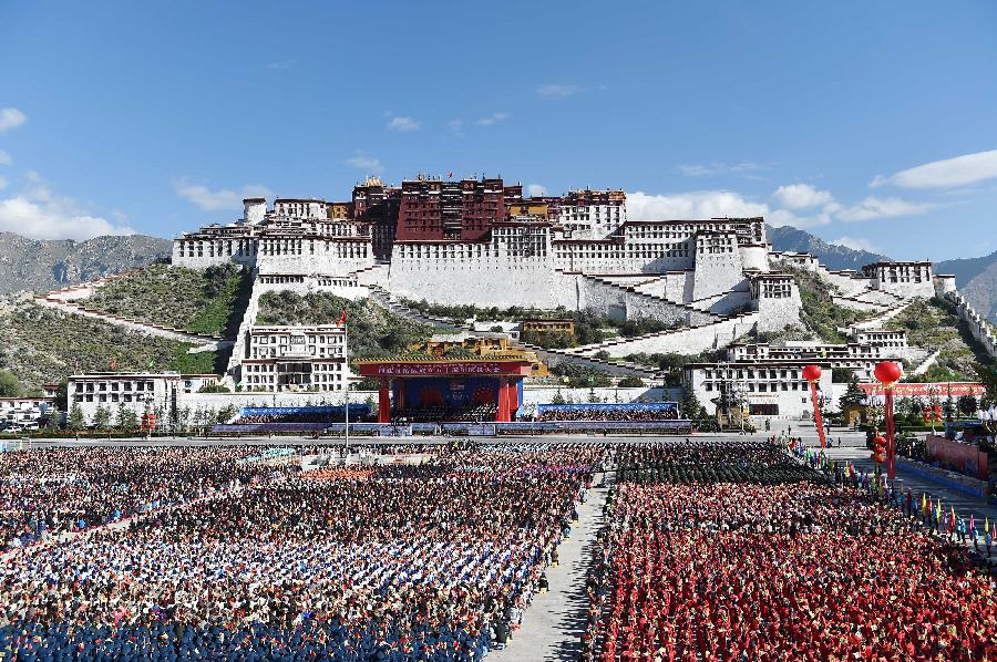 US law on Tibet a gross interference of China's domestic affairs: FM