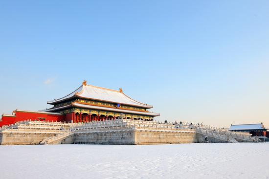More room to breathe as Forbidden City thins the crowds