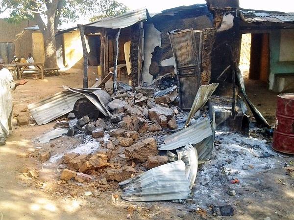 Gunmen kill at least 25 in northern Nigeria attack