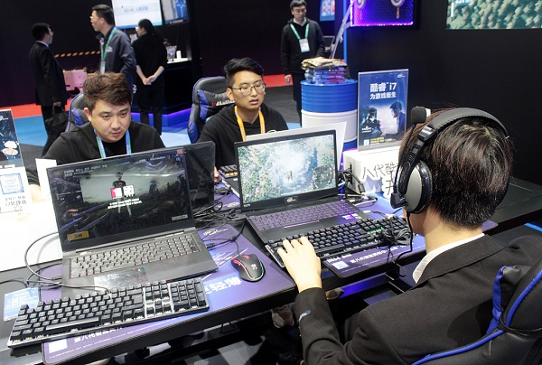 China working to issue approvals for games