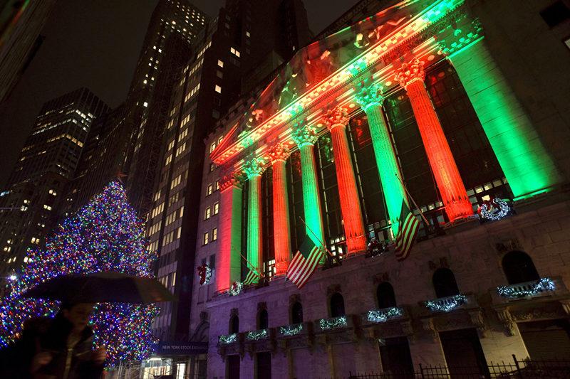 Santa Rally fails to materialize as markets head south again