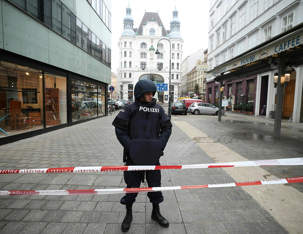 One dead, one seriously injured in shooting in Vienna