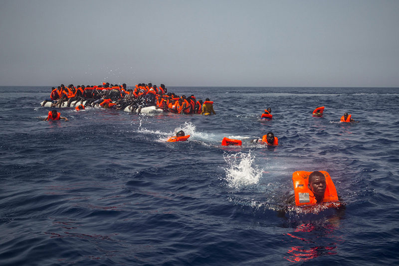 Reprieve for EU naval mission against migrant smugglers