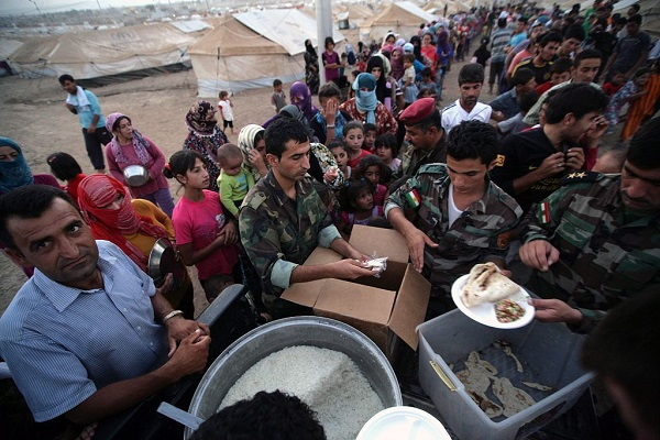 China donates 1,000 tons of wheat in humanitarian aid to Syrian refugees in Lebanon