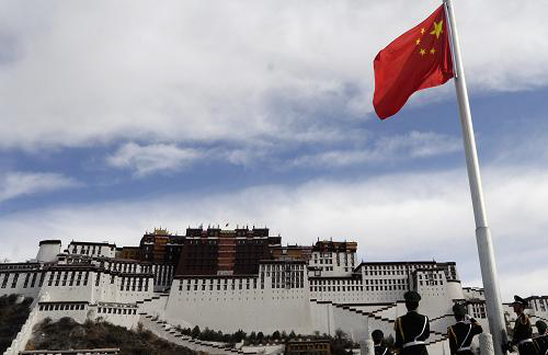 China's top legislature expresses strong indignation at US act on Tibet