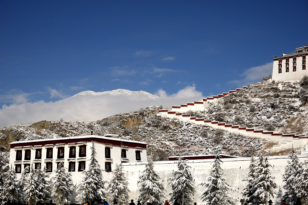 What's the US think it's up to with the Reciprocal Access to Tibet Act?