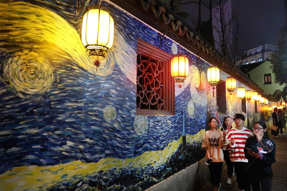 It's a rich tapestry of life and history by the Taihu
