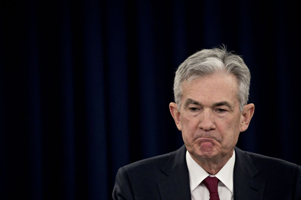 Trump to discuss firing Fed's Powell due to latest rate hike