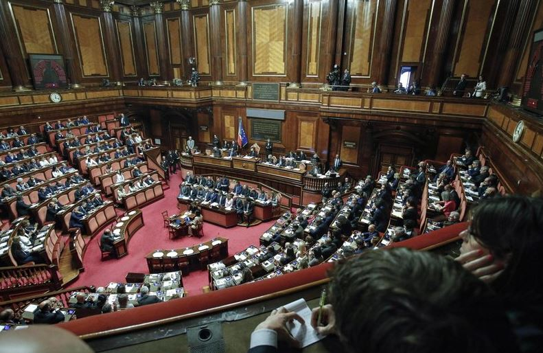 Italy's upper house to vote on budget facing EU deadline