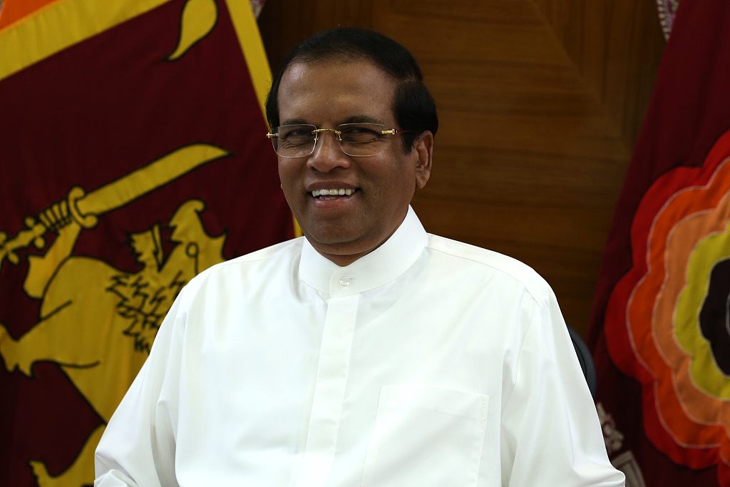 Sri Lankan president appoints non-cabinet, state, deputy ministers