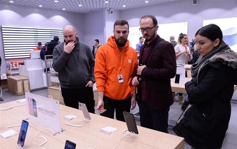 Xiaomi opens first store in Croatia