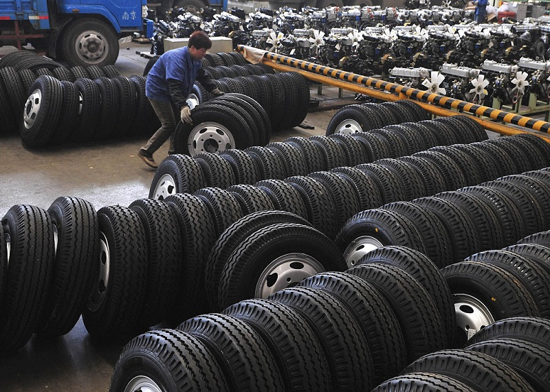 China's rubber industry reports strong profits