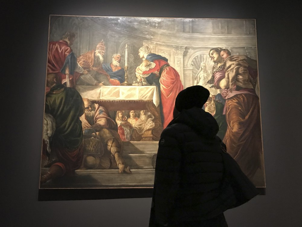 Renaissance master: Tintoretto's 500th spans 2 continents