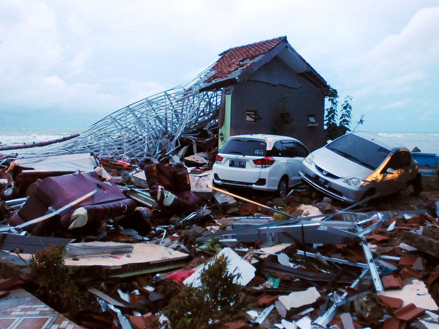 Death toll from Indonesia tsunami rises to 281