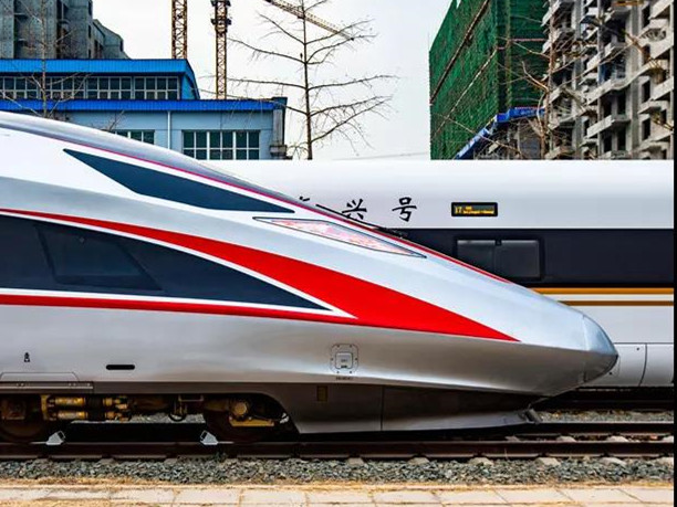 China's Fuxing family unveils new trains