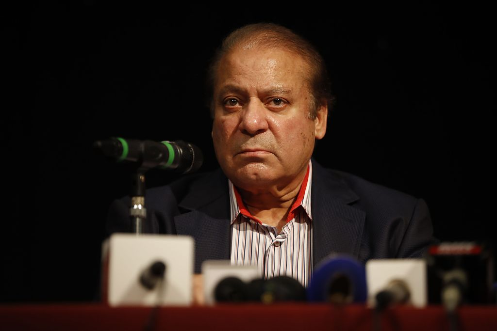 Pakistan's former PM sentenced to 7 years for corruption