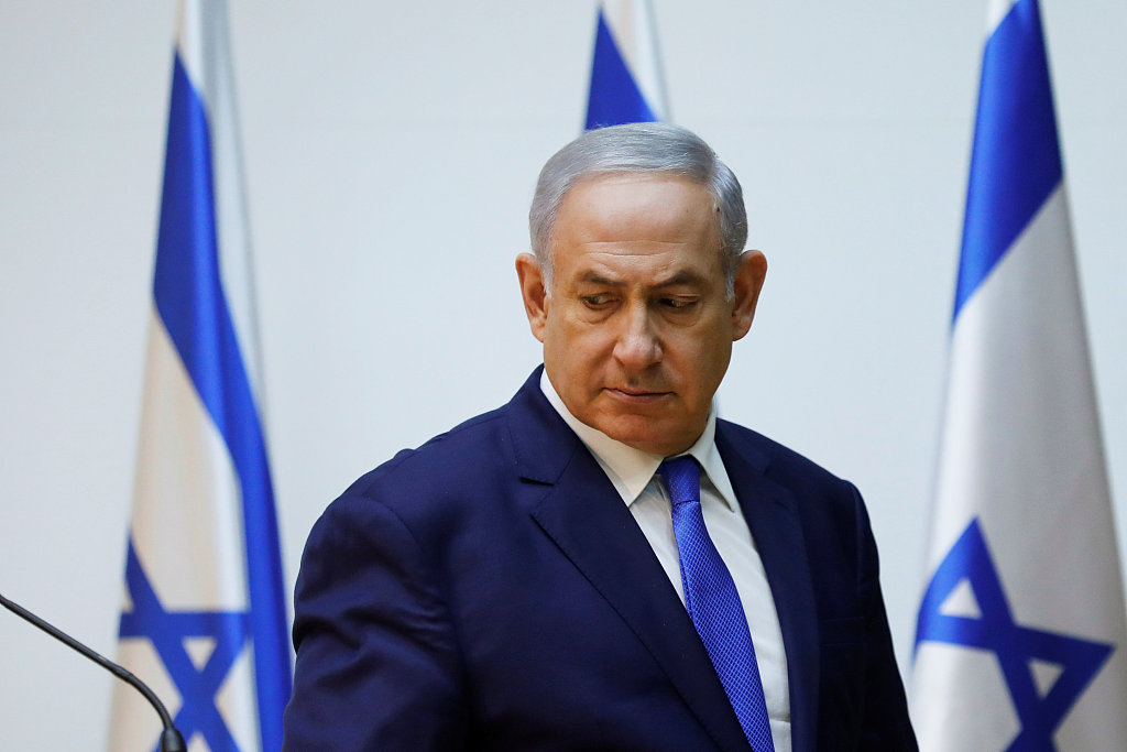 Israel to hold early elections in April: coalition