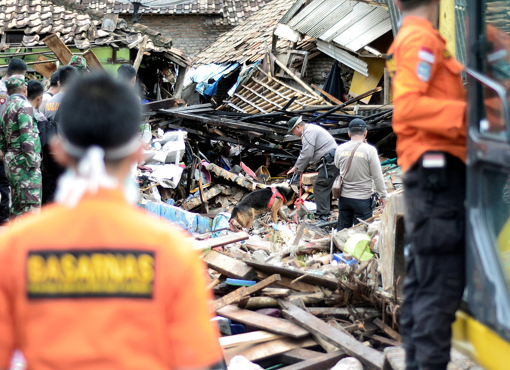 China to provide assistance to tsunami-hit Indonesia