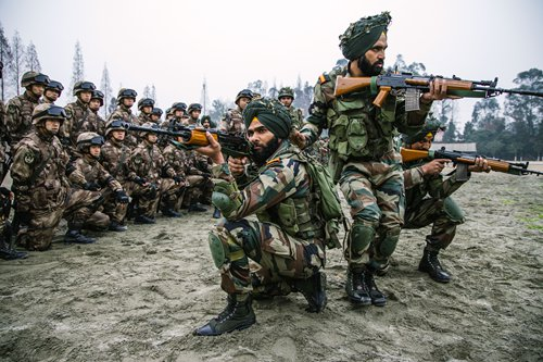 China, India resume annual counter-terrorism exercise amid improved military trust