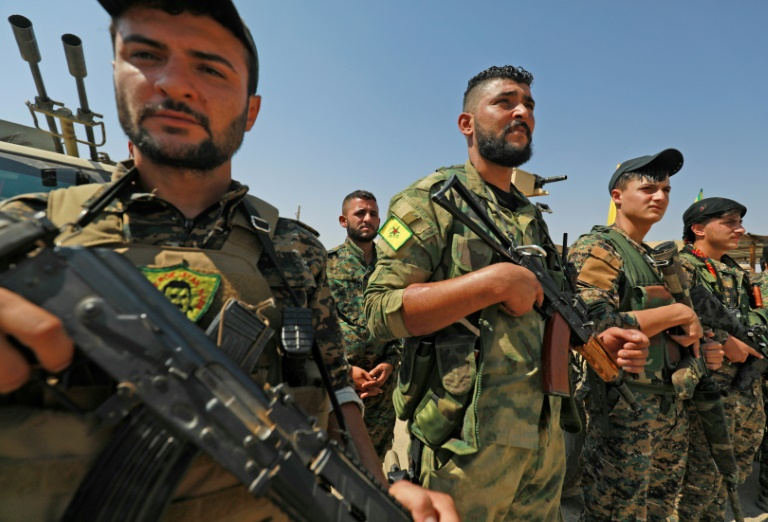 More Turkish troops to Syria border ahead of US pullout