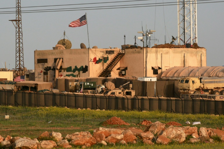 Order signed for US military's controversial Syria exit