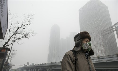 North China may see more smog under El Nino this winter: expert