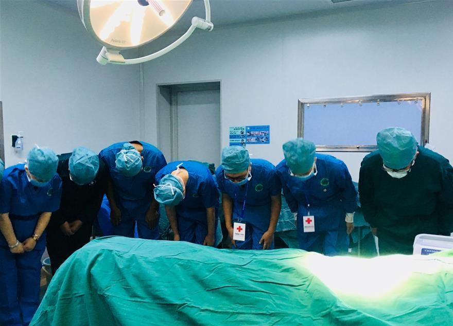 Donation of organs continues rapid rise