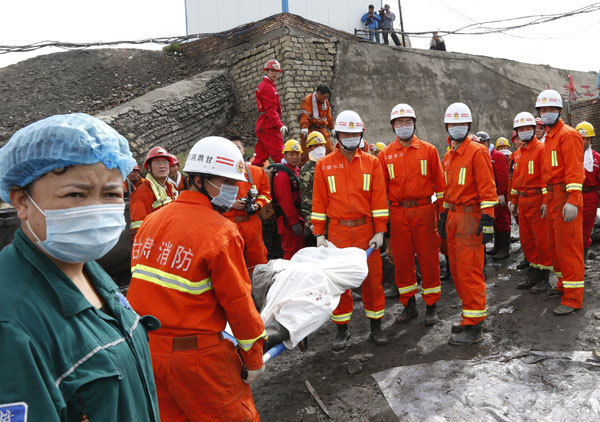 5 killed in Shaanxi coal mine accident