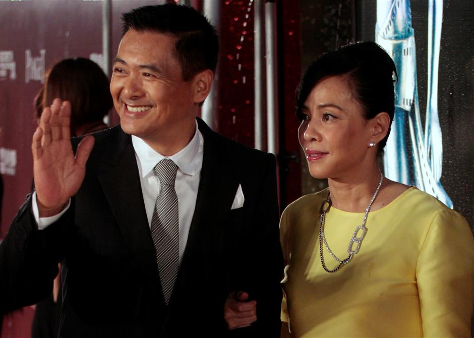 'Crouching Tiger' star Chow Yun-fat vows to donate fortune