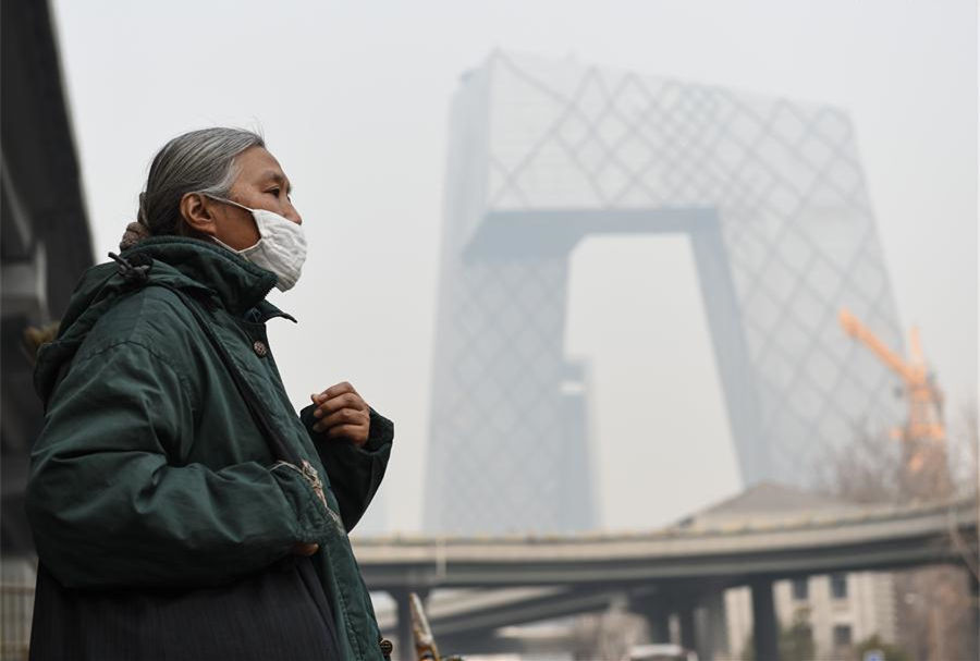 """China's review of laws, regulations """"sharp tool"""" for combating pollution: report"""