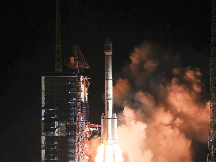 China tops space launch list for 2018