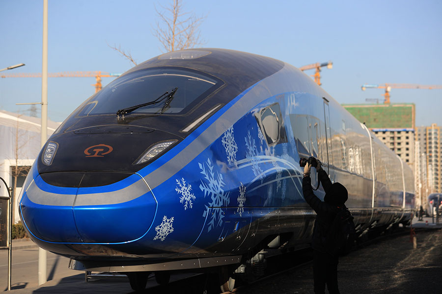 Fuxing bullet train options set to attract global buyers