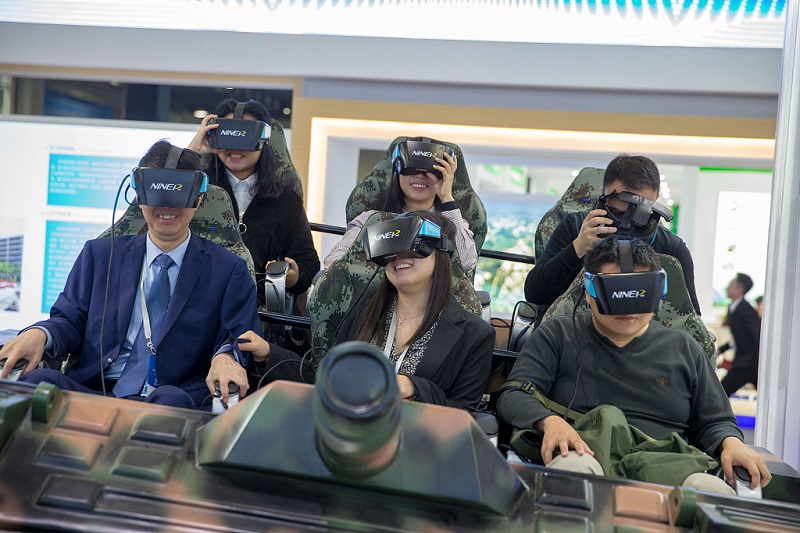 China vows to accelerate virtual reality industry growth