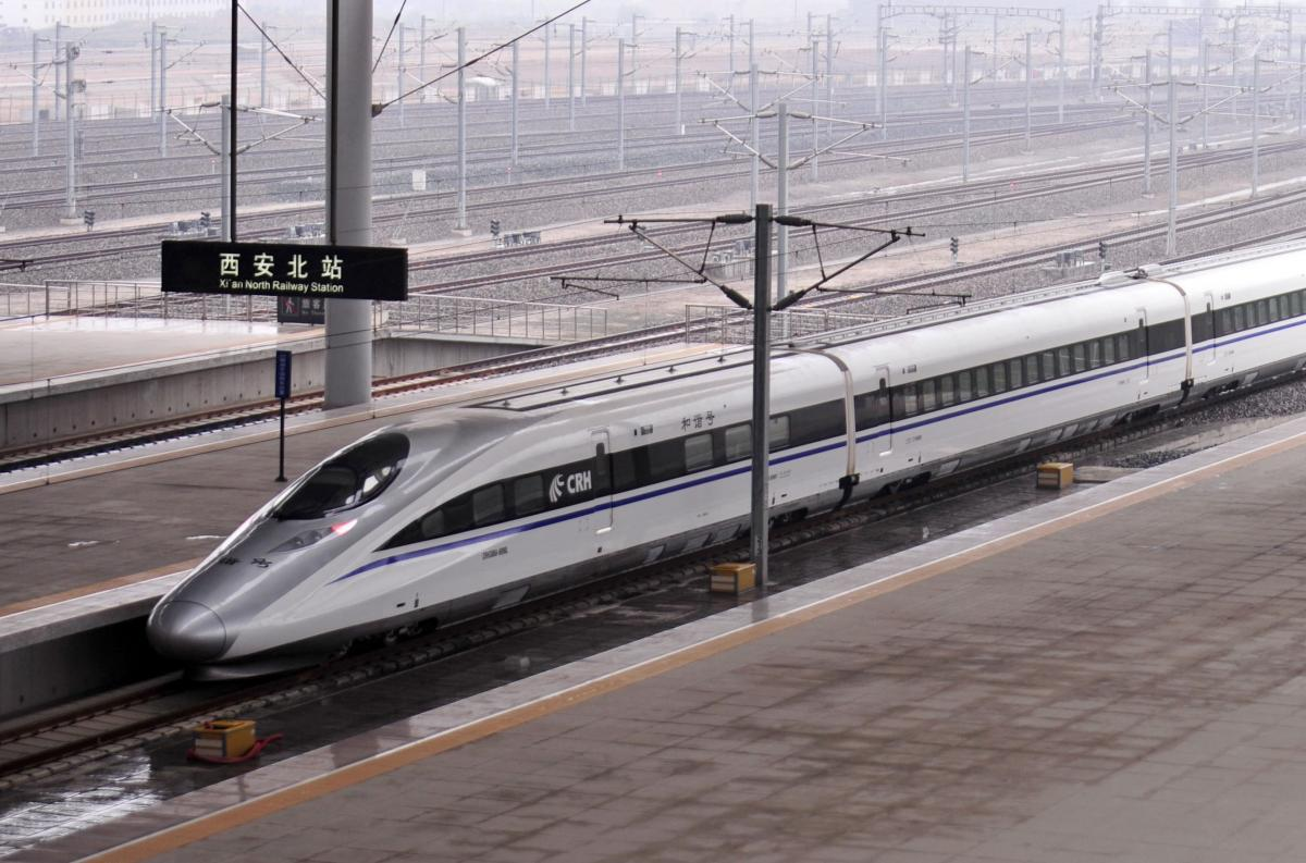 China approves new high-speed railway in western region