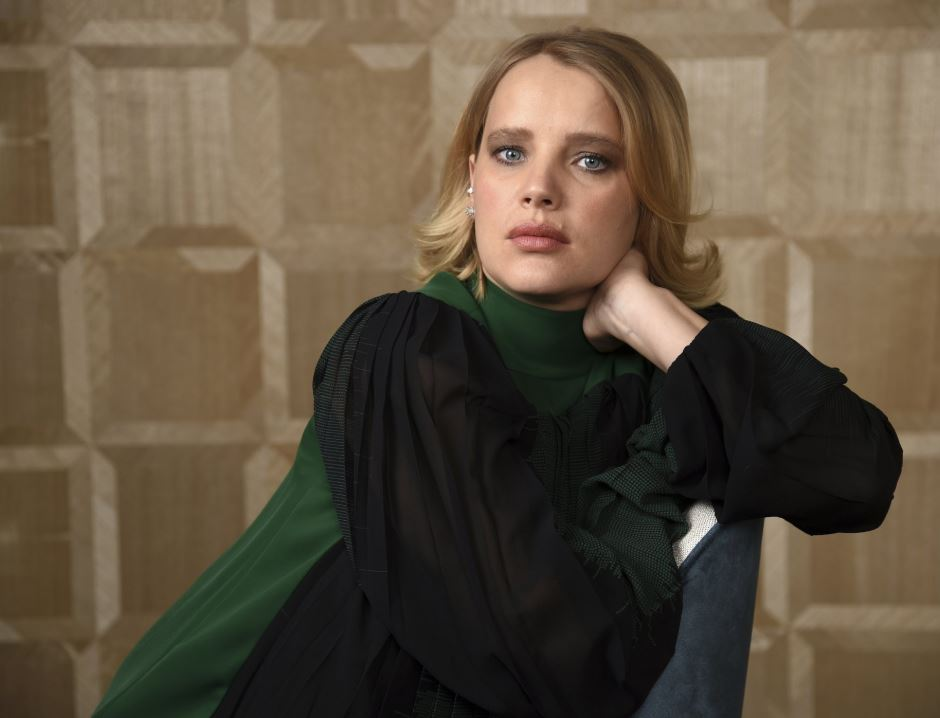A star-making role for Joanna Kulig in 'Cold War'