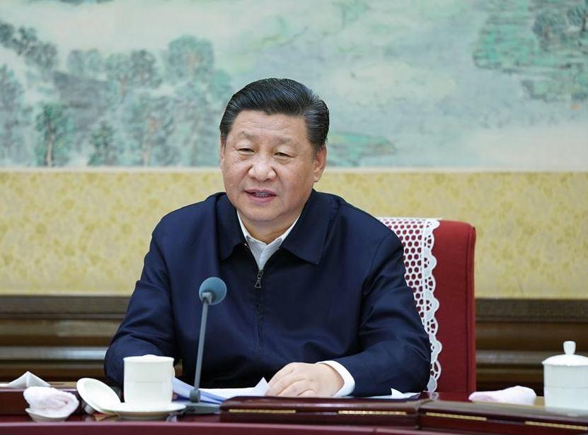 CPC meeting underlines core status of Xi