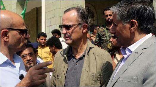UN truce monitors meet in Yemen's Hodeidah amid clashes