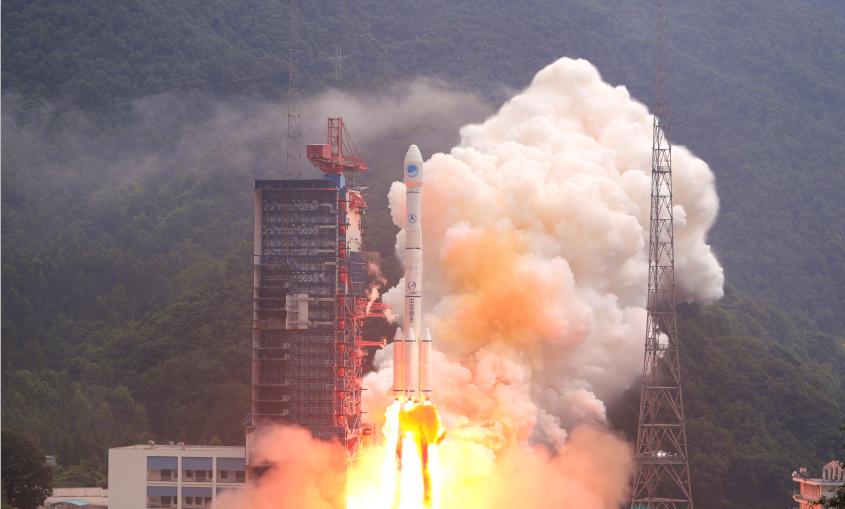 China's BeiDou navigation system starts to offer global service