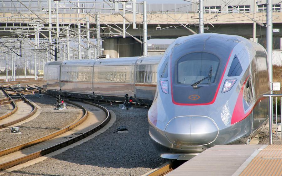 Jinan-Qingdao high-speed railway introduces 5G service facilities