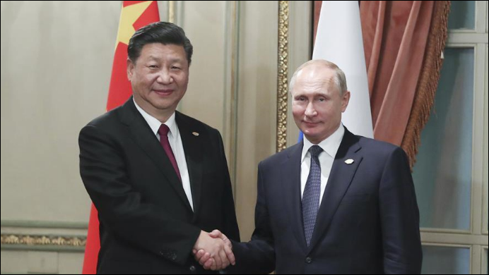 Chinese Foreign Ministry: Xi, Putin to exchange visits in 2019